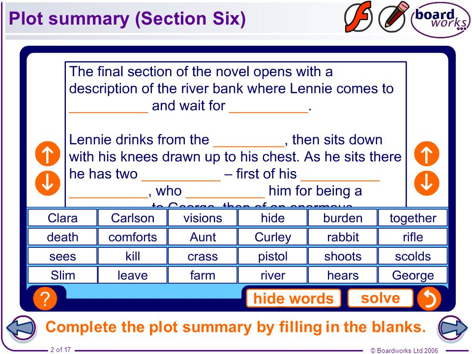 how does steinbeck create tension in chapter 2 How does john steinbeck convey the tension of the situation in the card-playing passage of chapter 3  of mice and men.