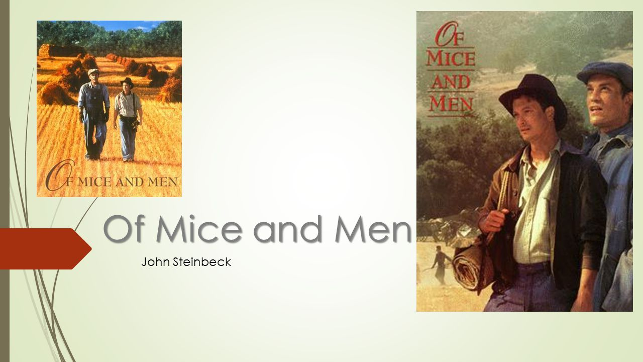 Of mice and men john steinbeck ppt download 1 of mice and men john steinbeck buycottarizona