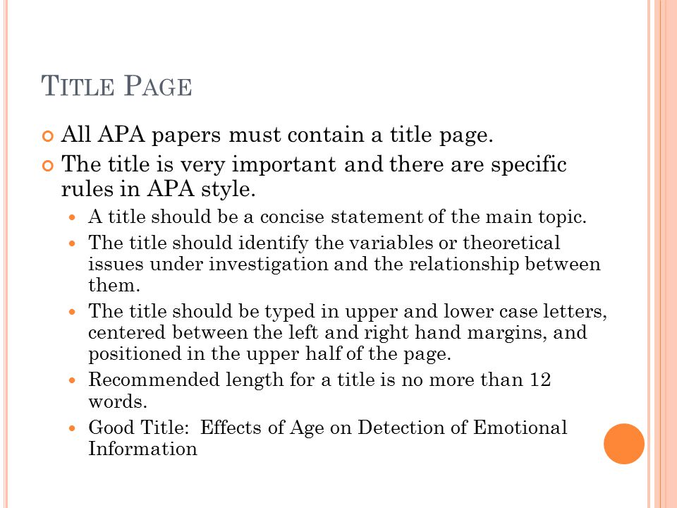 The Basics of APA Style Sixth Edition.