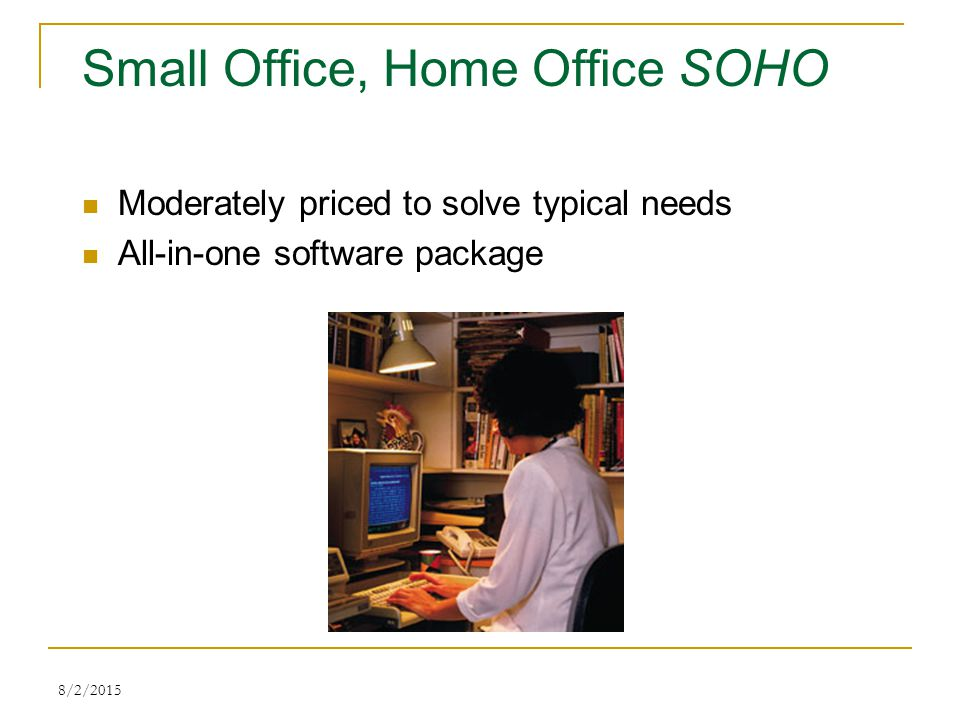Applications Software: Getting the Work Done - ppt video online download