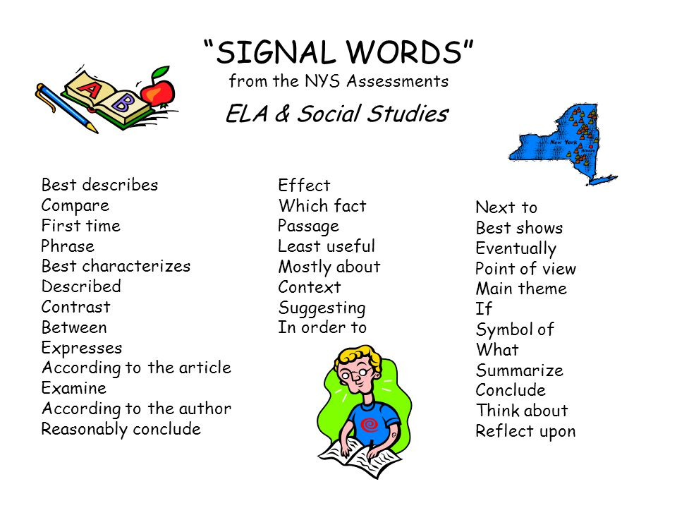 "compare and contrast essay signal words Compare-contrast, cause-effect, problem-solution: common 'text types' in   we've also included a list of ""signal words"" commonly used in each  the five- paragraph-essay (the one with the thesis as the final line of the first."