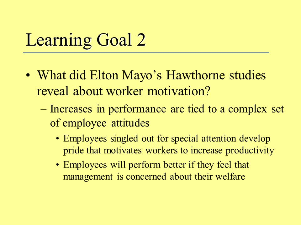 the hawthorne studies and their contribution to management practices Organizational behavior hawthorne studies the flow of writings on the hawthorne studies attests to their another contribution was an emphasis on the practice.