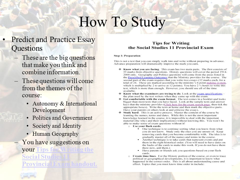 university autonomy essay How teachers can promote students' autonomy during instruction: university of iowa we know what autonomy support is and how teachers do it.