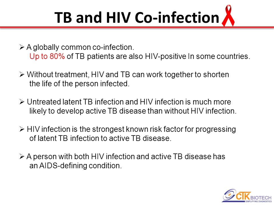 tb hiv The hiv-only and tb-only sub-models are analyzed separately, as well as   optimal control theory is applied to the tb-hiv/aids model and.