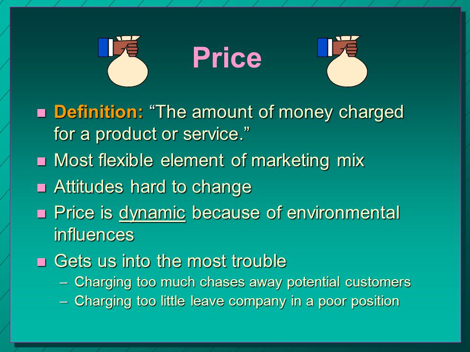 Services Marketing - Definition and Characteristics