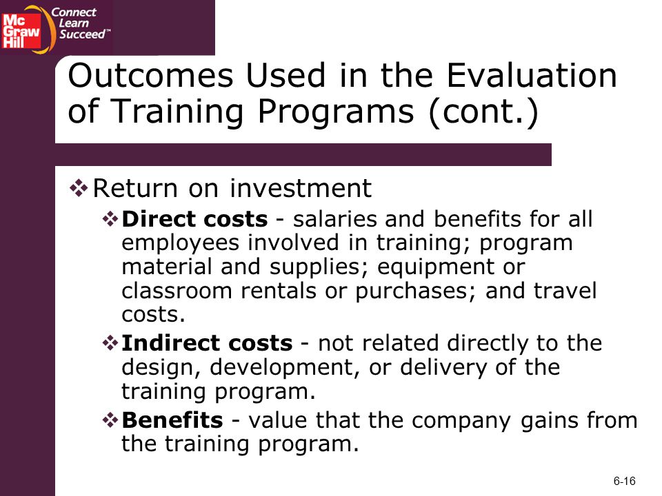 Classroom Design And Delivery ~ Chapter training evaluation ppt download