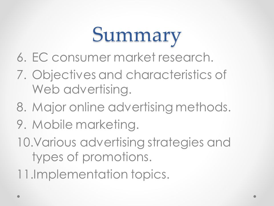 What is consumer market research