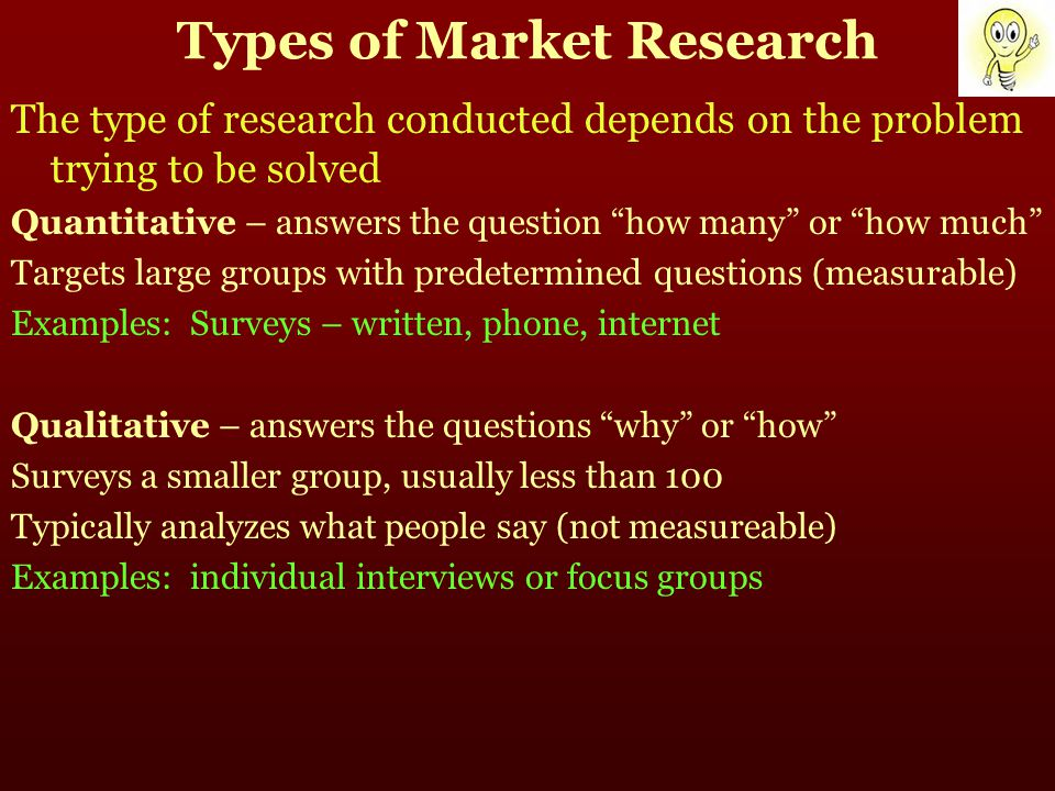types marketing research Gain insights into the different types of web based market research such as primary, secondary, qualitative, quantitative and cati surveys from outsource2india.