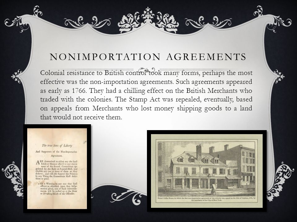 Nonimportation Agreements Definition Gallery Agreement Letter Format