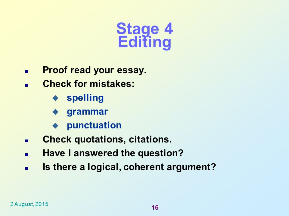 essay spelling and grammar check Free online check for spelling,  onlinecorrectioncom is a tool designed to find spelling, as well as basic grammar and stylistic mistakes, in english texts.