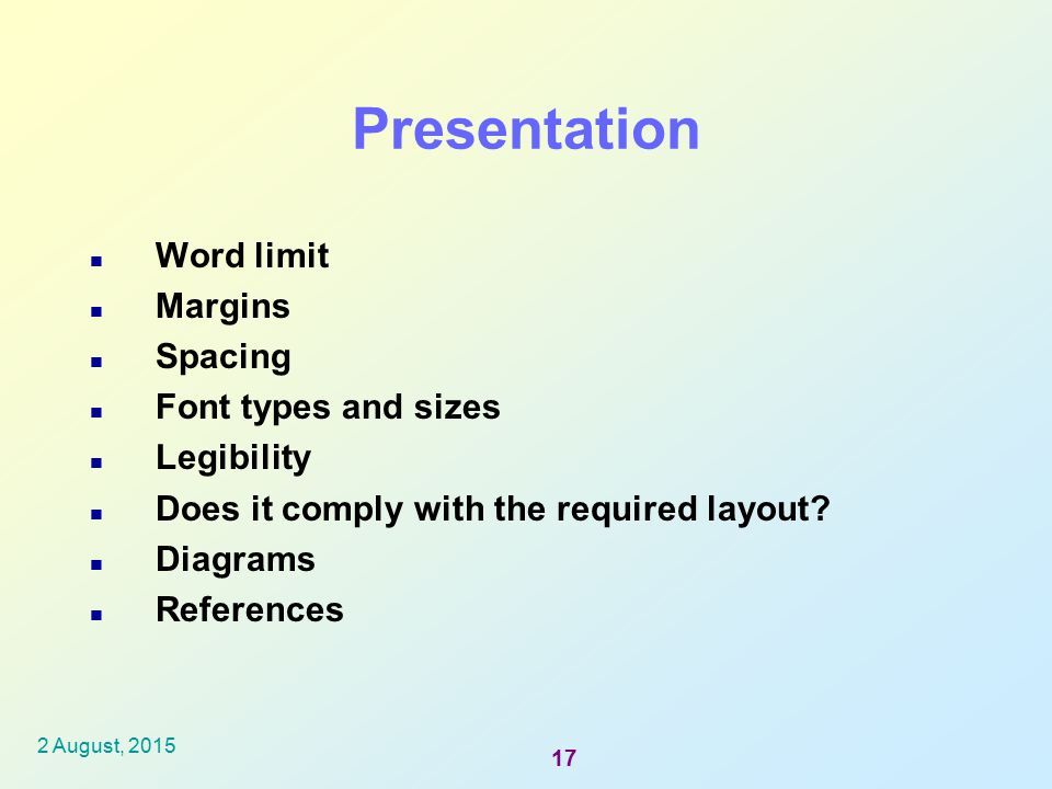 presentation words Business english - vocabulary relating to presentations, for learners of english.