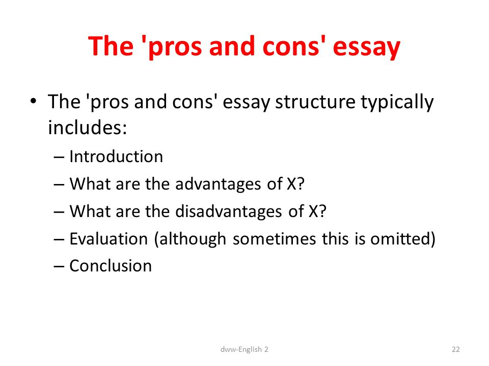 pros and cons of large universities essay I'm beginning the process of looking for a college i like but really don't know what my preference would be for what size what did you find to be the pros/cons of a small, medium, or big sized college.