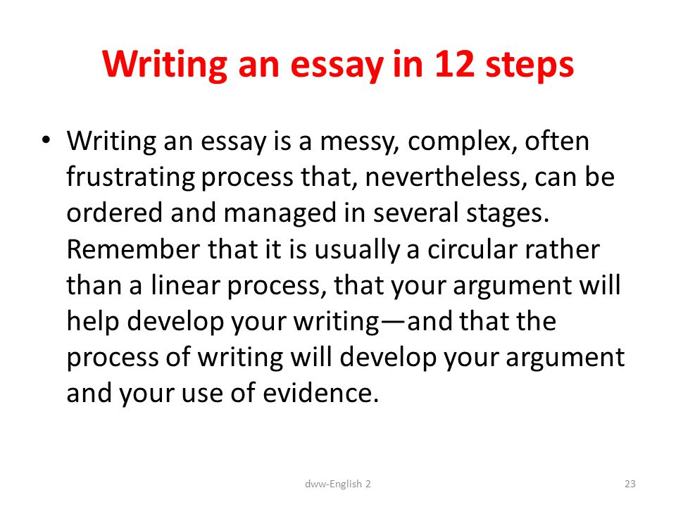 writing essay complex process Monterey peninsula college english & study skills center sample process essay general introduction identification opinion (thesis) support (topic.