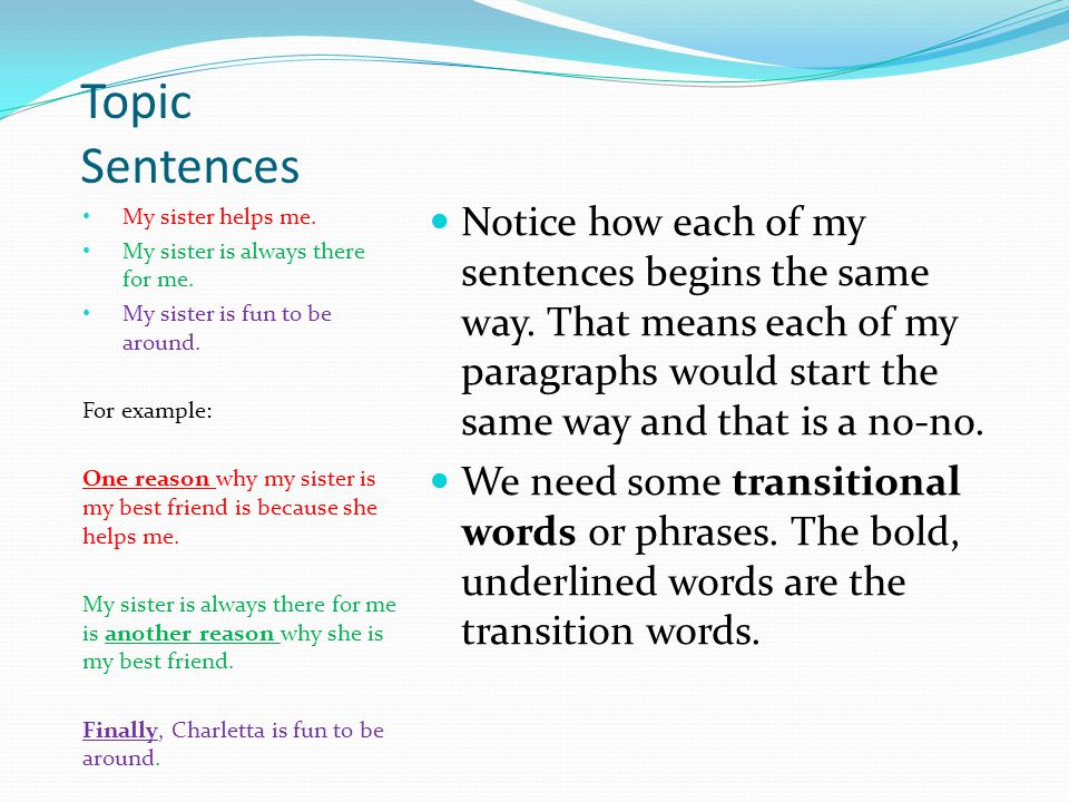 topic starting up words and phrases regarding essay