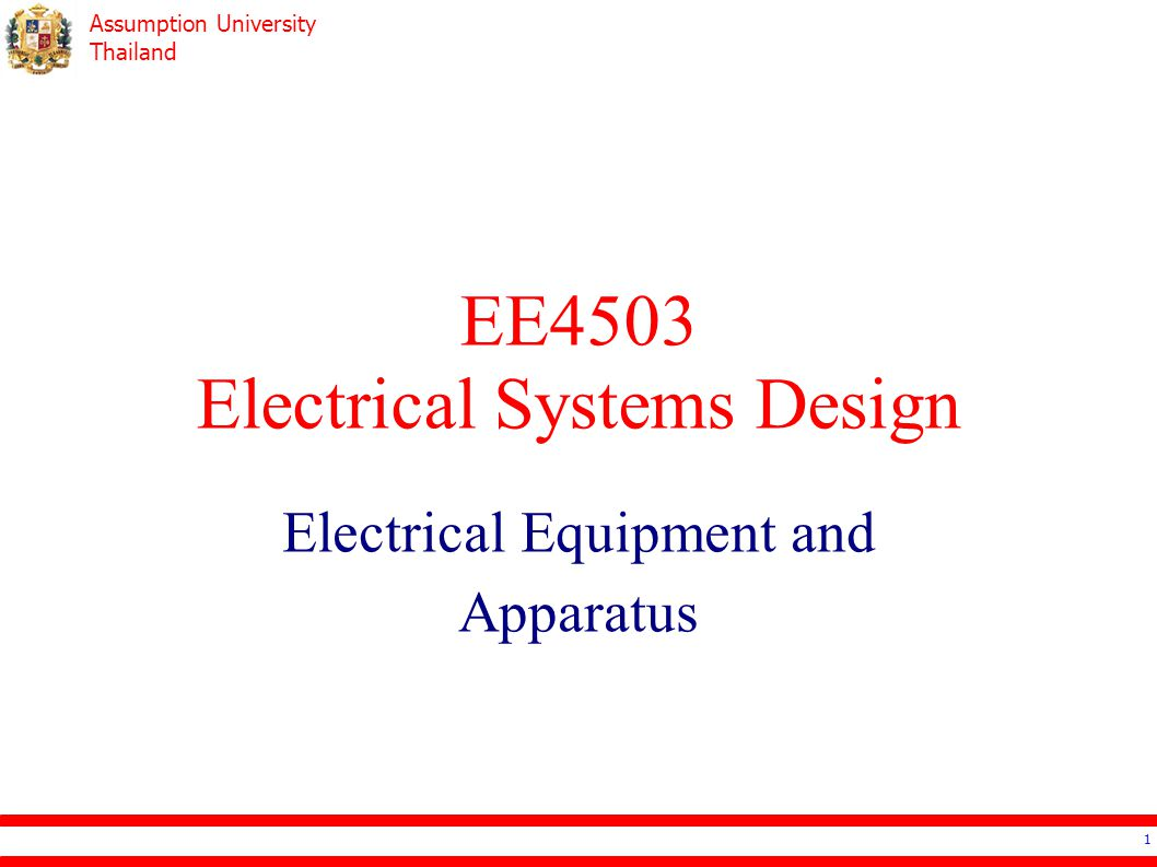 Ee4503 Electrical Systems Design Ppt Video Online Download Auto Transformer Wiring Diagram On 1000v Motor