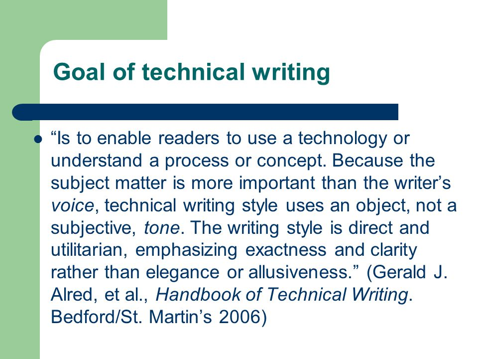 Handbook of technical writing alred pdf editor
