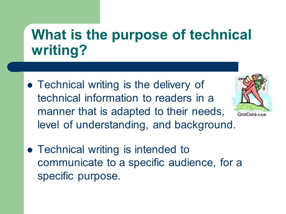 Introduction to Technical Writing | Technical Writing Tutorial