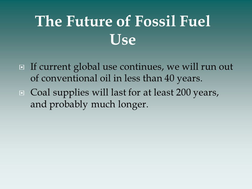 Nonrenewable Energy Resources Ppt Download