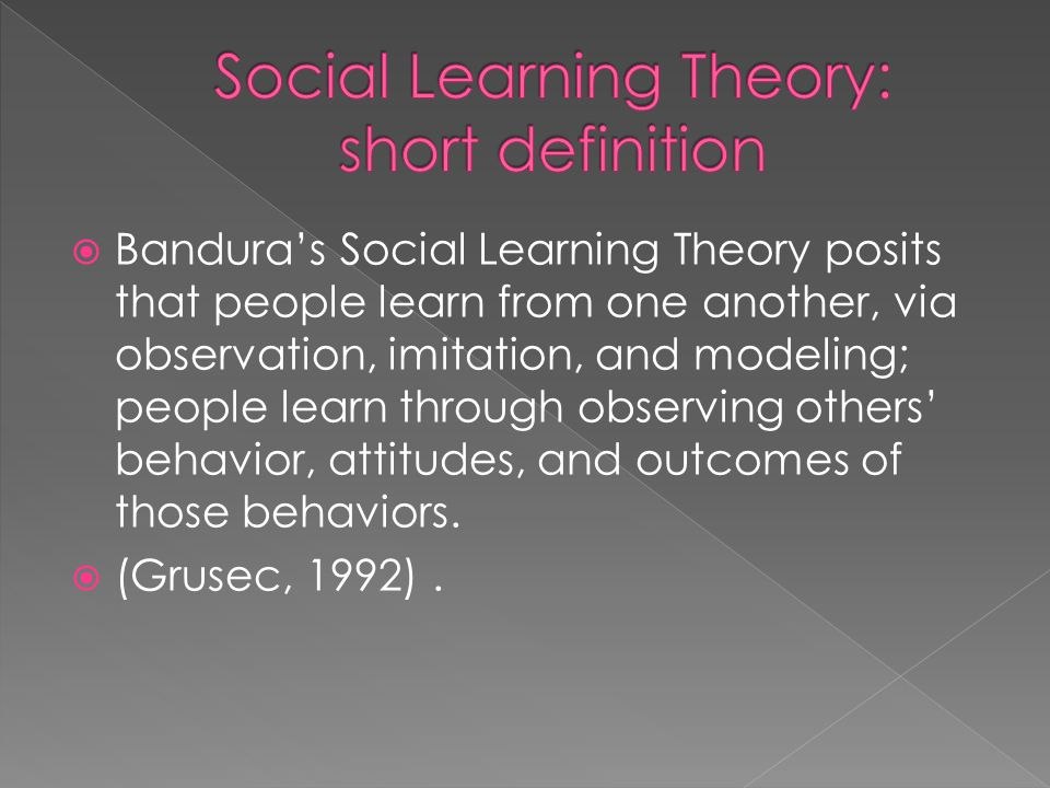 an explanation of human behavior through social determinism Behavioral determinists argue that the in this explanation of human behavior the technological determinism week 8: the biological, social and.