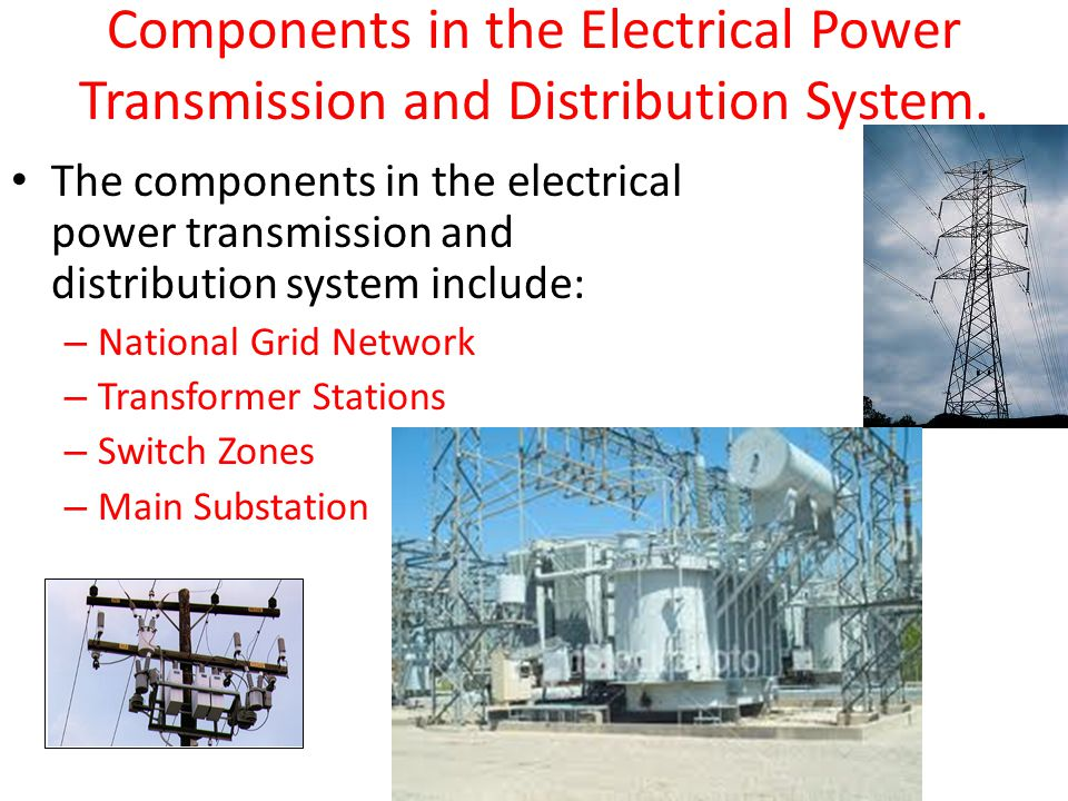 Electrical Power Transmission System : Chapter generation of electricity ppt download