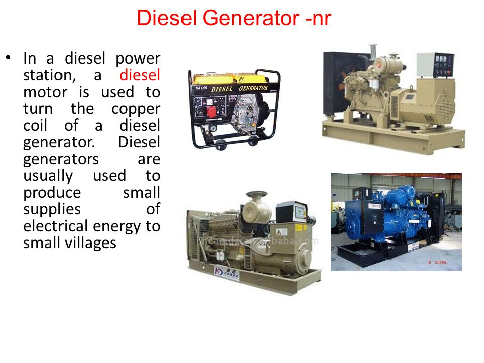 Chapter 8 generation of electricity ppt download for Turn an electric motor into a generator