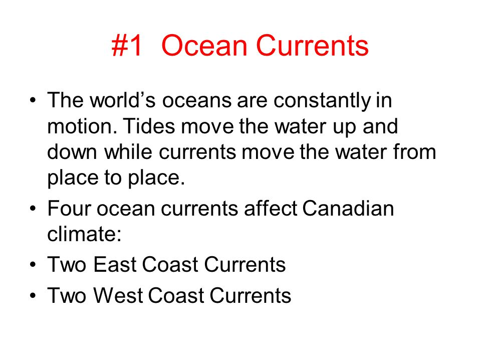 an overview of the ocean current the planet earths water Ocean currents re-distribute heat, circulate water and regulate the temperature of earth learn more about the effects of ocean currents on the earth's climate, their types, and factors that affect these ocean currents in this buzzle article.