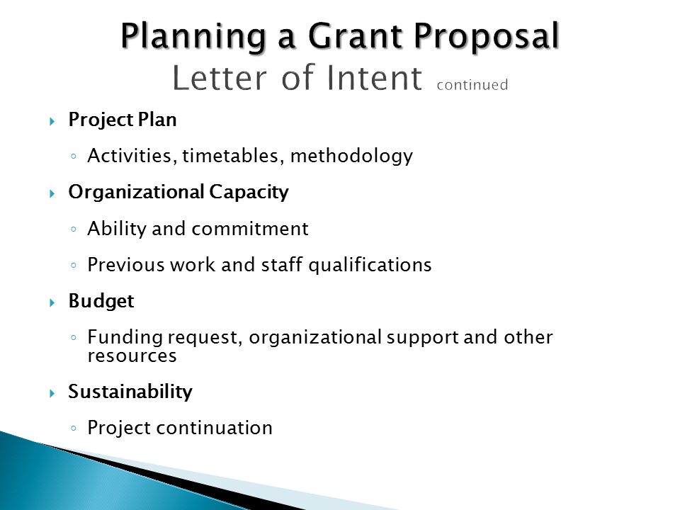 Grant Writing Workshop  Ppt Download
