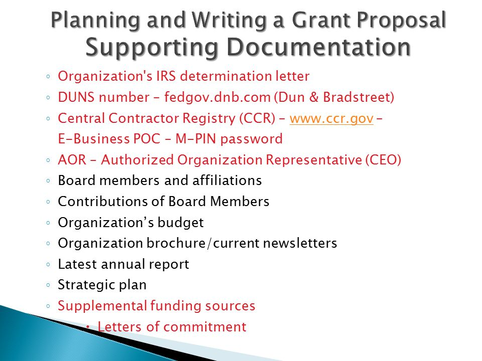 write a grant proposal Writing a grant proposal 101 u of michigan proposal writing guide tips from the social science research council useful writing strategies for other.