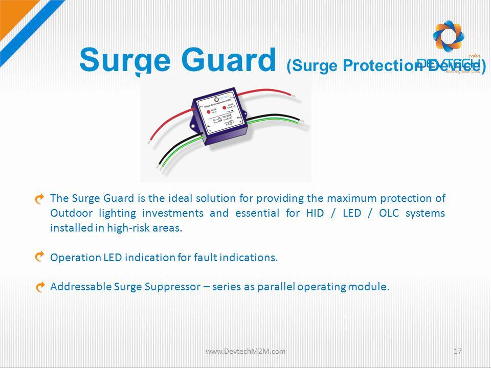 ppt 17 surge guard
