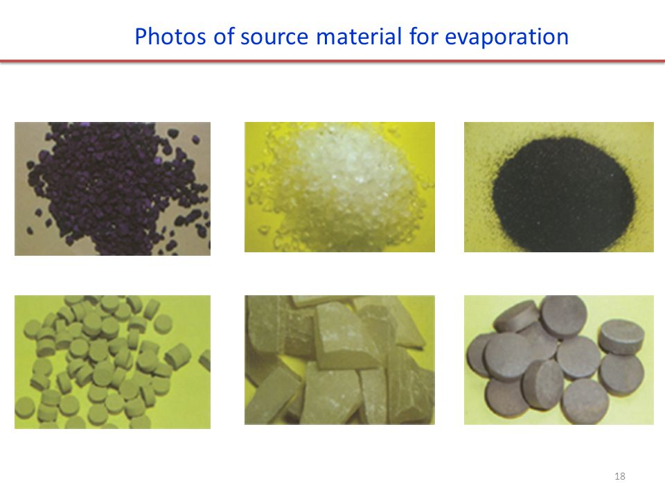 Sourcing of materials for isml