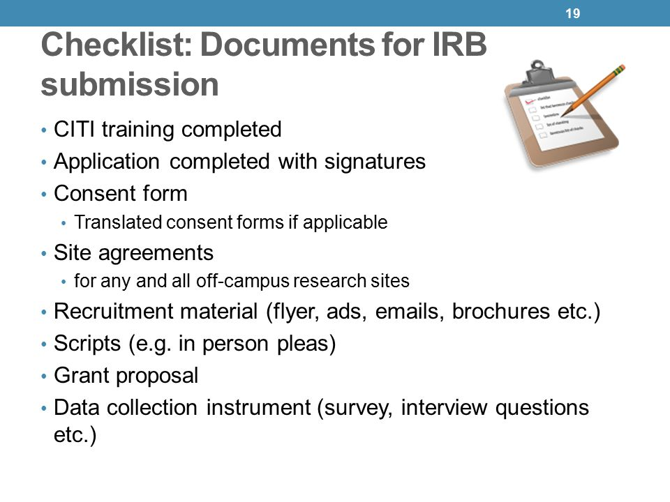 Irb  Human Subjects Protection Program And Irb  Ppt Download