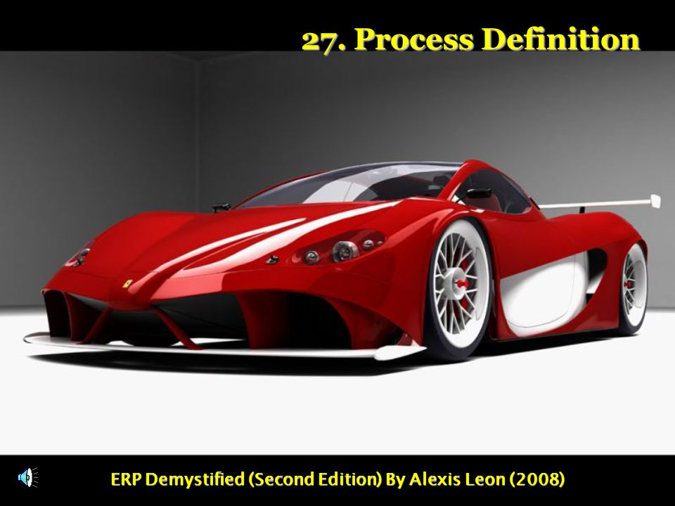 ERP DEMYSTIFIED BY ALEXIS LEON EPUB