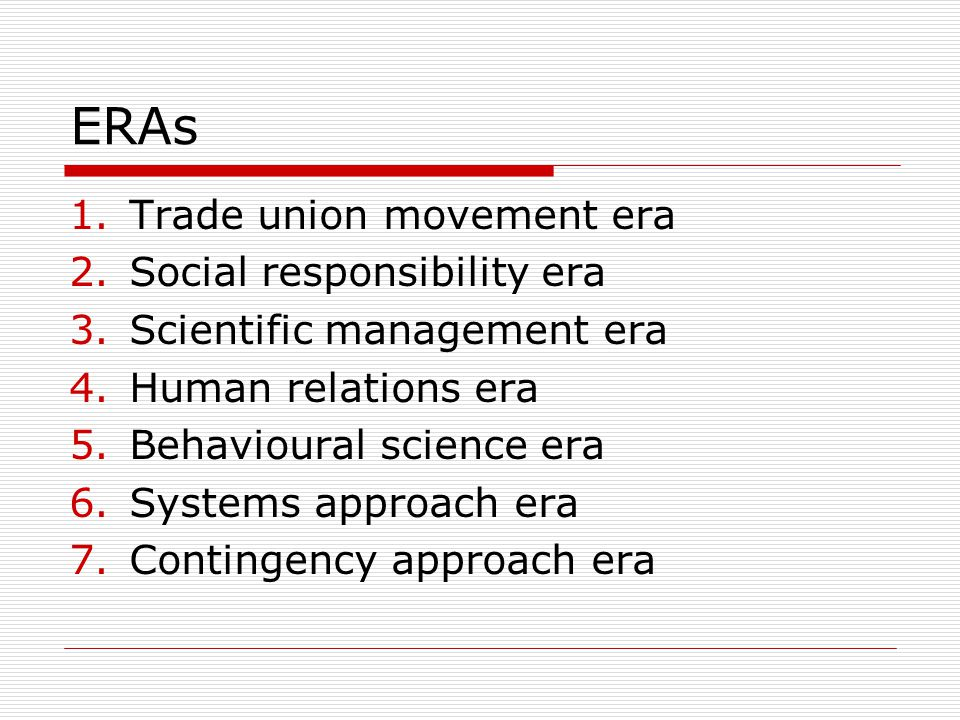 scientific management era versus the human Taylor's scientific management of values and a better understanding of the nature of human beings public administration in the progressive era.