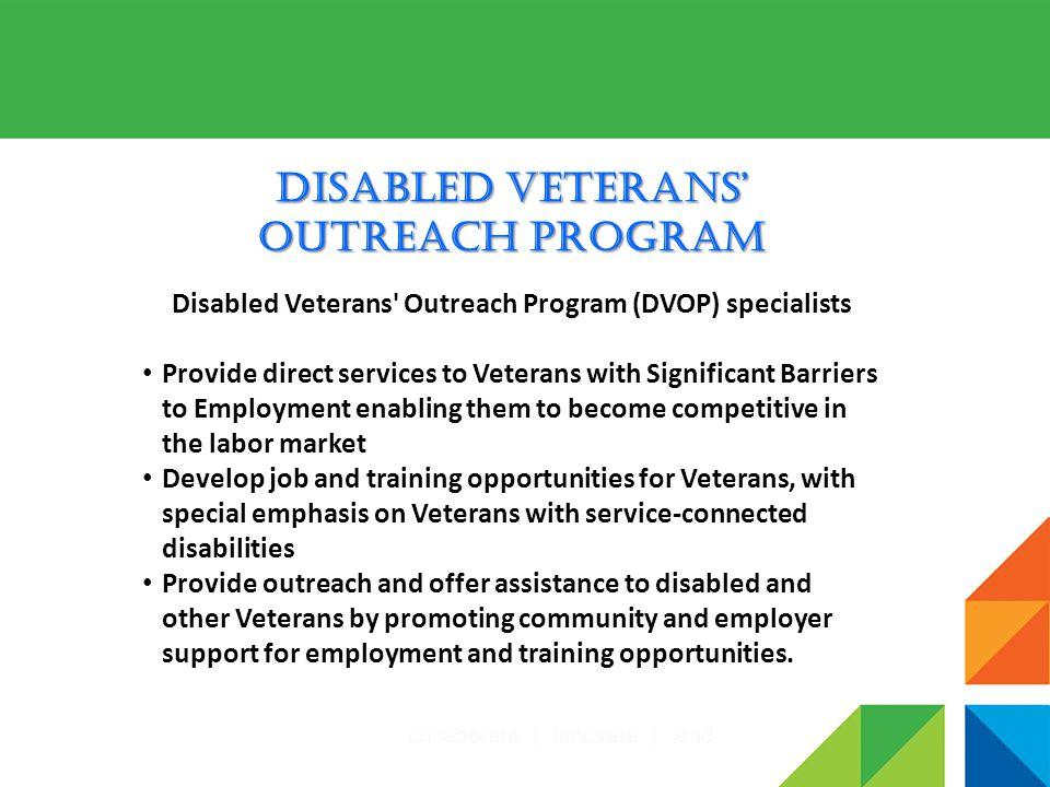 Veteran S Program Ppt Video Online Download