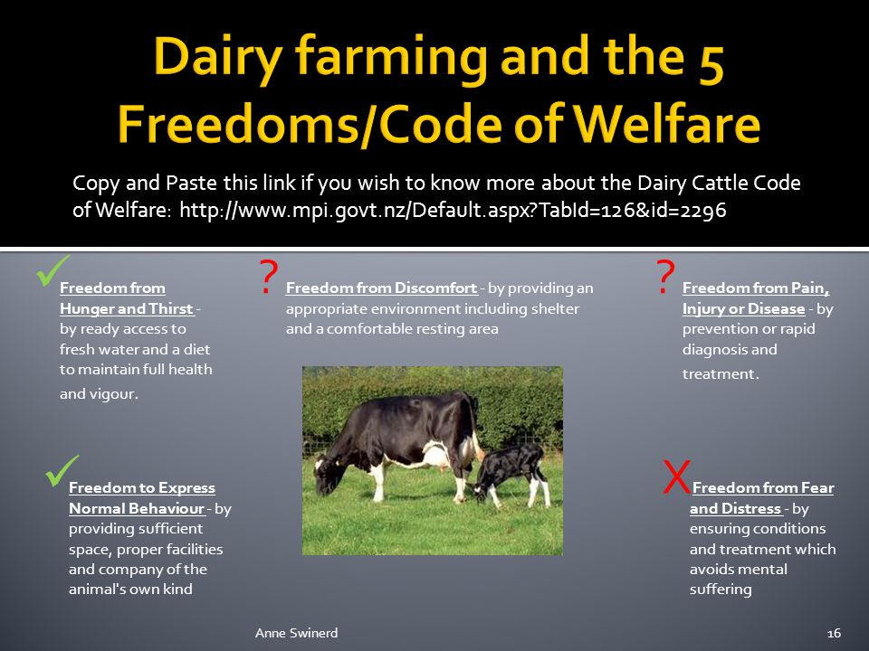welfare friendly practices in farming Code of accepted farming practice for the welfare of sheep (victoria) (revision number 2) download a pdf version of this document: code of accepted farming practice for the welfare of sheep (revision 2) [pdf file - 1537 kb] contents introduction food and water2 drought 3 protection from climatic extremes, natural disasters and predation 4.