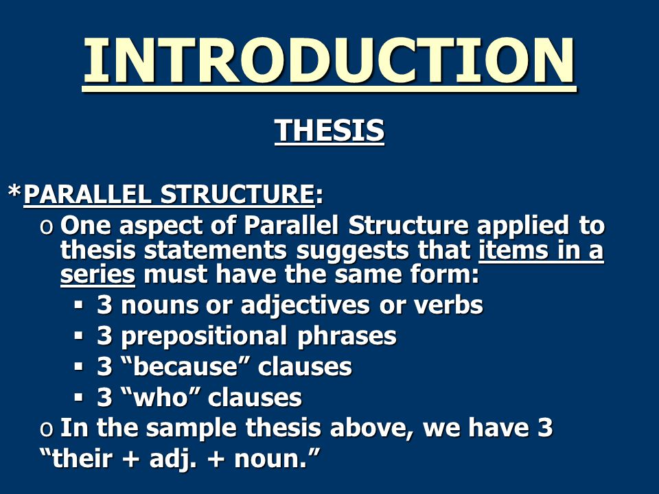 is a thesis and introduction the same This handout describes what a thesis statement is, how thesis statements work in your writing, and how you can discover or refine one for your draft  introduction writing in college.
