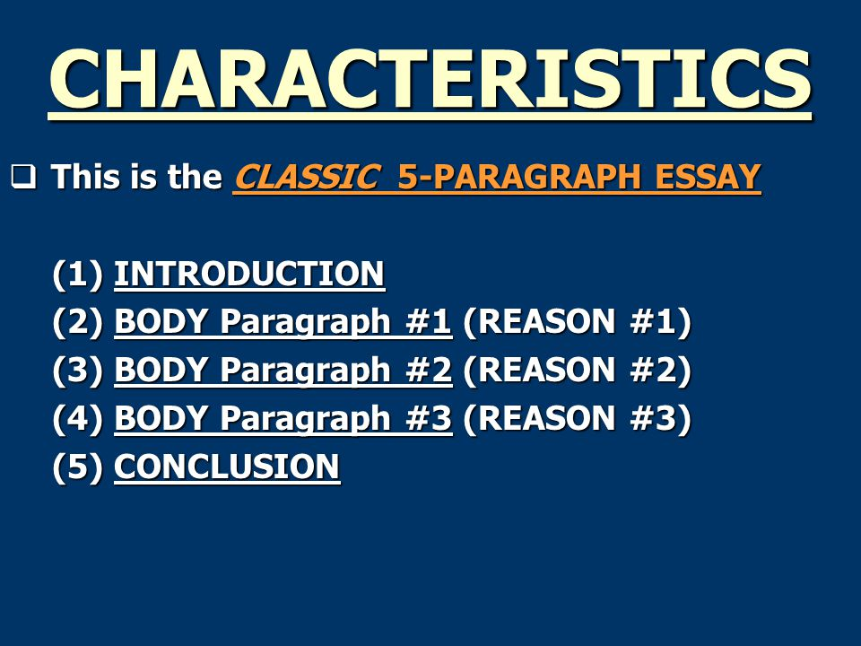 example of paragraph developement by reason Teaching the methods of paragraph development is an integral part and over 15 ready-to-use graphic organizers and handouts it's only $595 get a sample topic sentence lesson and create an organization that establishes clear relationships among claim(s), counterclaims, reasons.