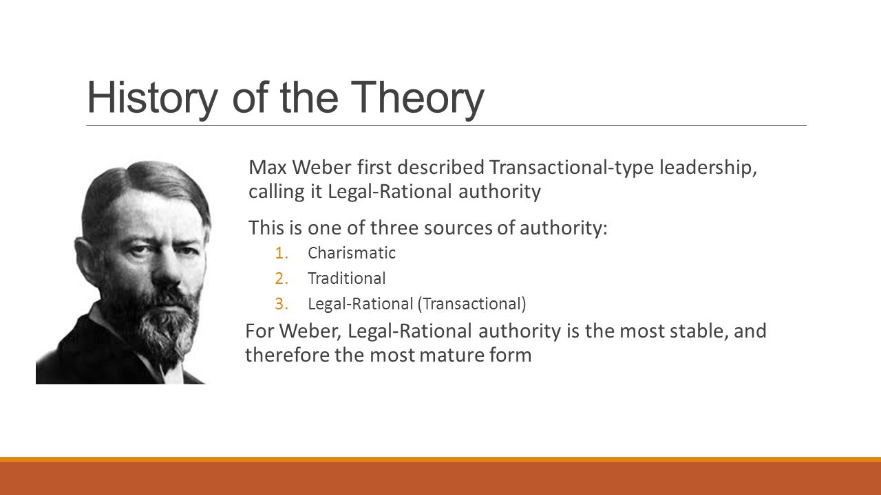 according to max weber legal rational