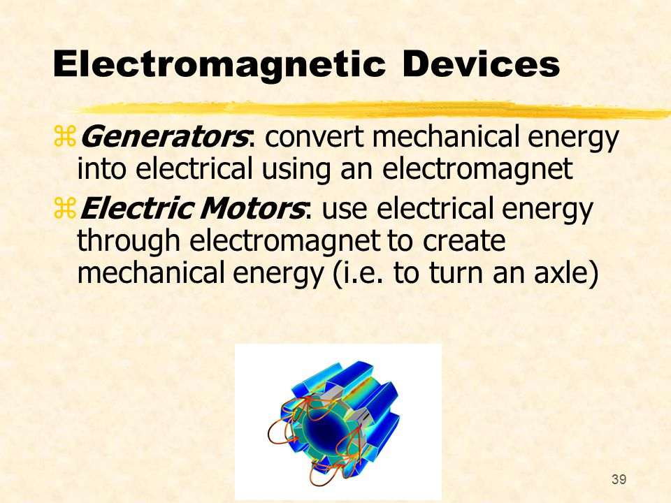 electricity and magnetism circuits electromagnets ppt