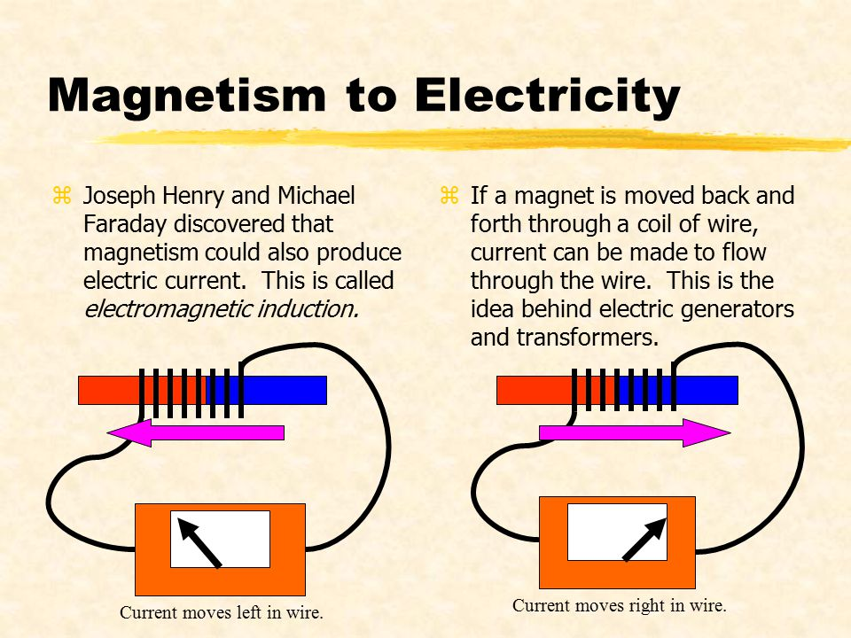Electricity and Magnetism Circuits Electromagnets - ppt ...