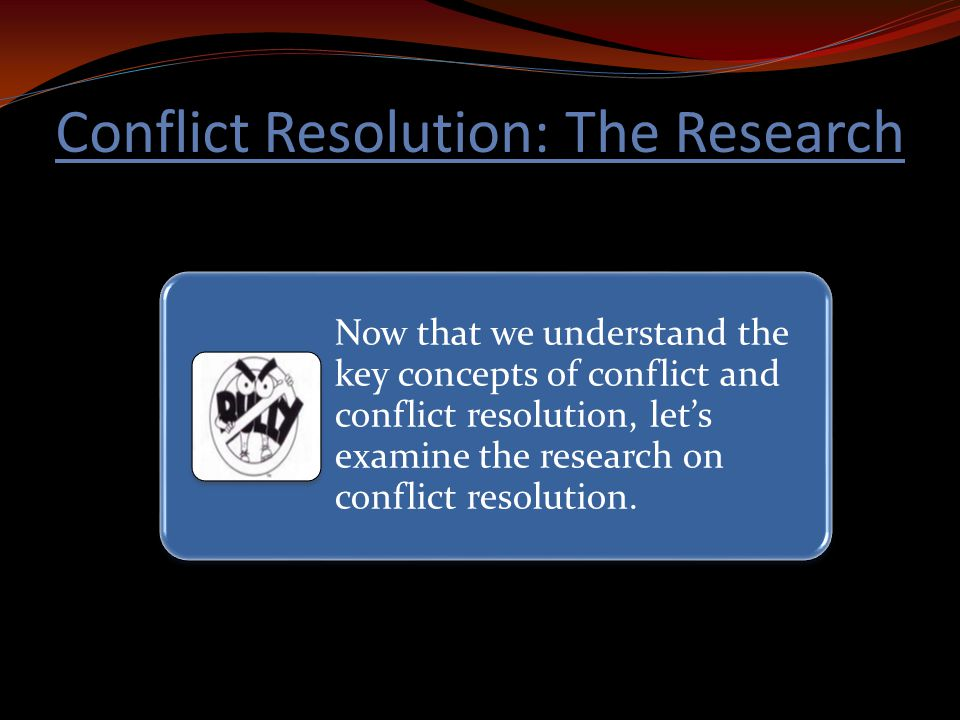 term papers conflict resolution in the workplace Conflict management in the workplace  an example of conflict as a positive force is that the creation and resolution of conflict  book reports, term papers.