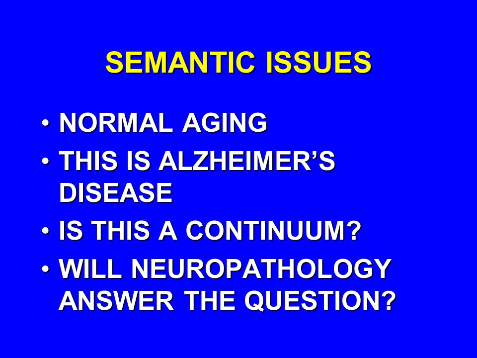 the issues surrounding alzheimers disease The journal of alzheimer's disease is an international multidisciplinary journal to facilitate progress in understanding the etiology, pathogenesis, epidemiology, genetics, behavior, treatment and psychology of alzheimer's disease the journal publishes research reports, reviews, short communications, hypotheses, ethics reviews, book reviews.