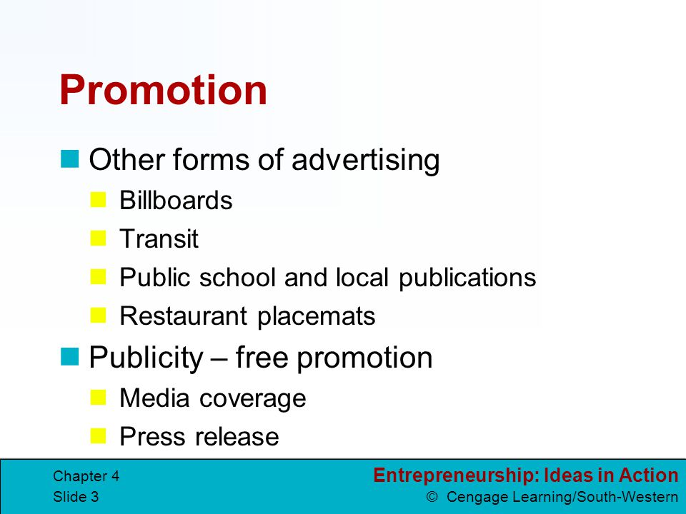 market promotions chapter three Master in tourism management strategic marketing for hospitality and tourism management (htm 705) chapter presentation's report: ―chapter three: strategic market segmentation‖ 1 chapter presentation's report: ―chapter three: strategic market segmentation‖ prepared for: dr.