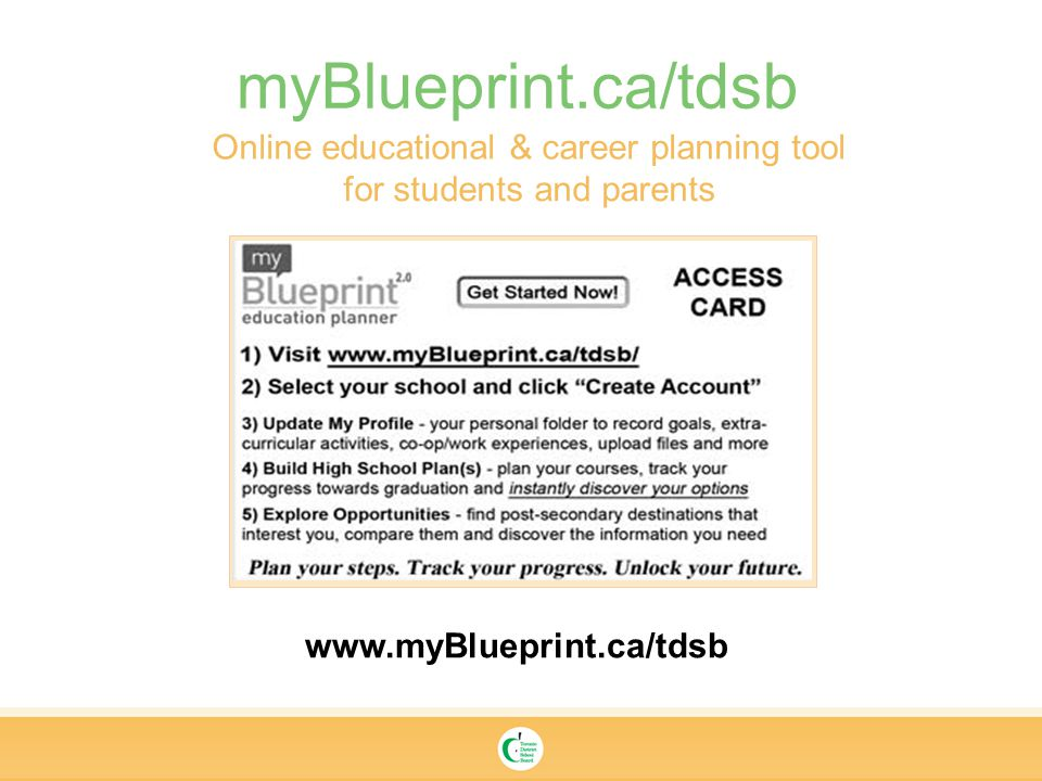 The transition from grade 8 to 9 ppt download myblueprinttdsb online educational career planning tool malvernweather Choice Image