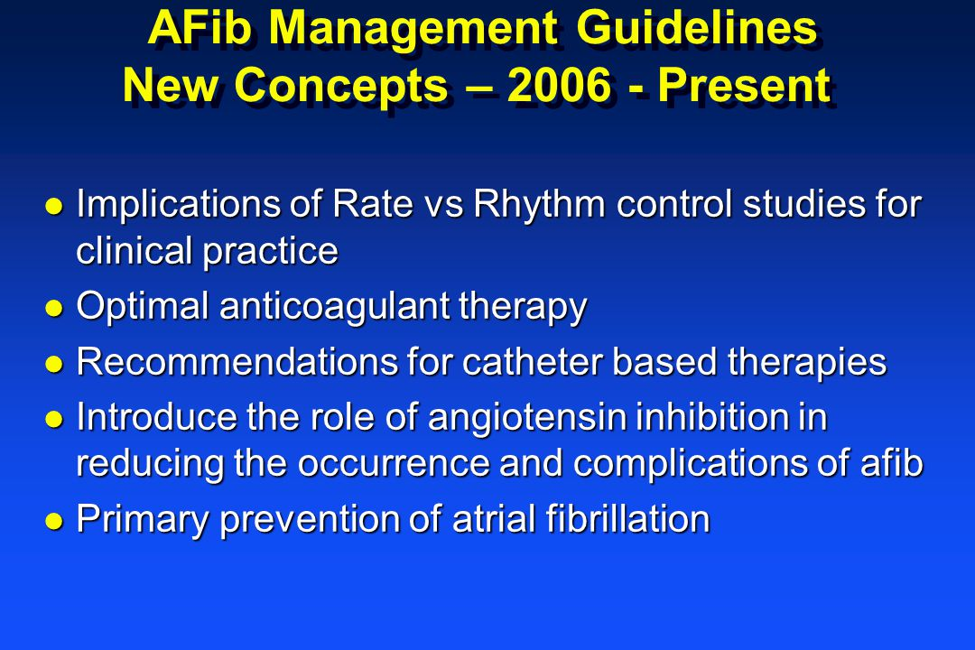 evidence based management of anticoagulant therapy pdf