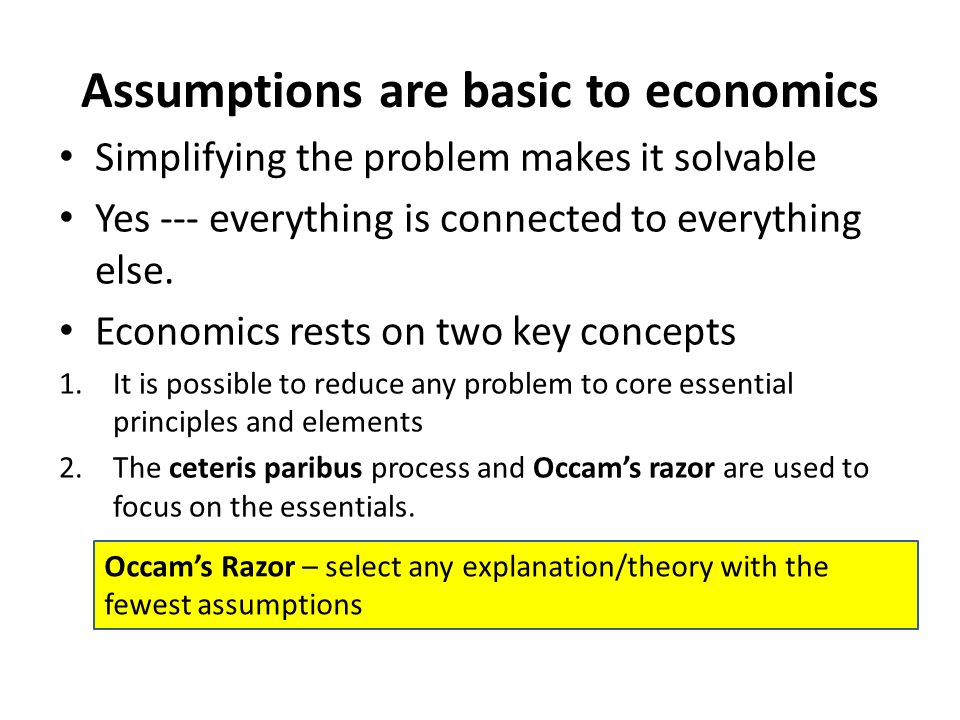 Everything economics online dating