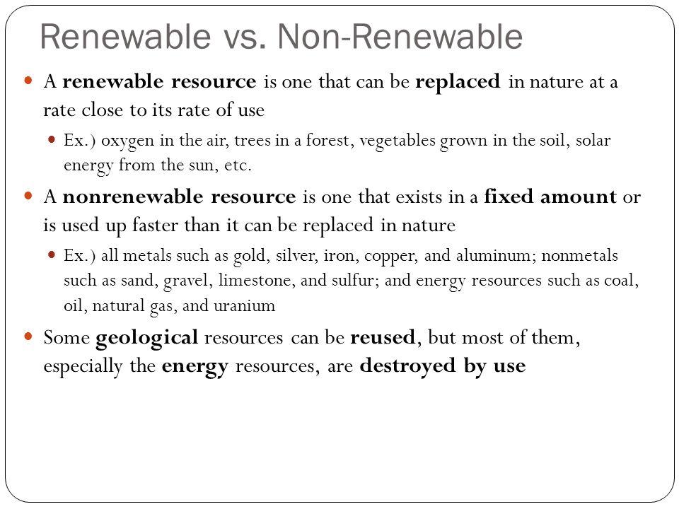 Unit 3 Earth Materials Lesson 4 NonRenewable Energy Resources – Renewable Vs Nonrenewable Resources Worksheet