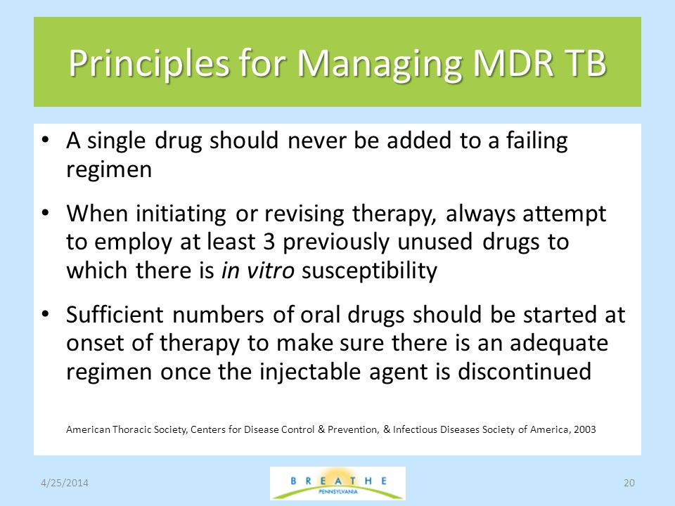 mdr and xdr tb pdf