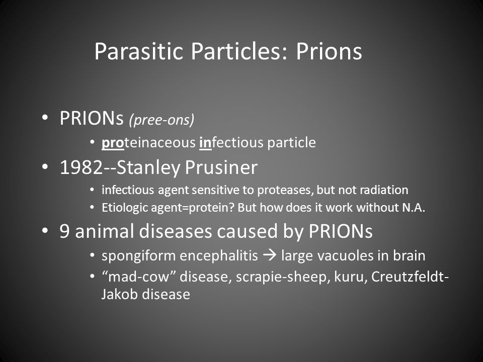 prions the proteinacious killer essay Sample records for considerable analytical challenges the techniques include use of atomic force microscopy to visualize proteinacious sub-visible particles.