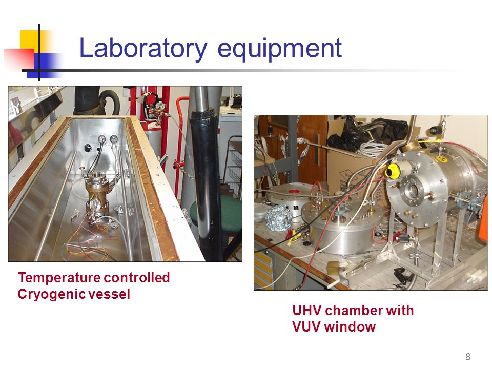 Laboratory equipment Temperature controlled Cryogenic vessel